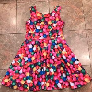 Girls Bubblegum Dress